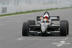 Champ Car 2-seater experience: Patrick Carpentier drivers a guest around the Circuit Gilles-Villeneuve