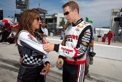 Miss Coors Light and Brad Keselowski, Penske Racing Dodge