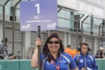 Reluctant Grid Girl 2