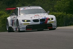 #55 BMW Team RLL BMW E92 M3: Bill Auberlen, Dirk Werner