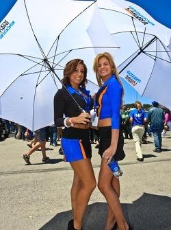 Mazda Raceway Laguna Seca girls