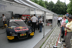 DTM Paddock at the Olympiapark