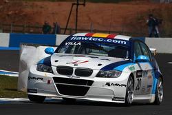 Javier Villa BMW 320 TC, Proteam Racing