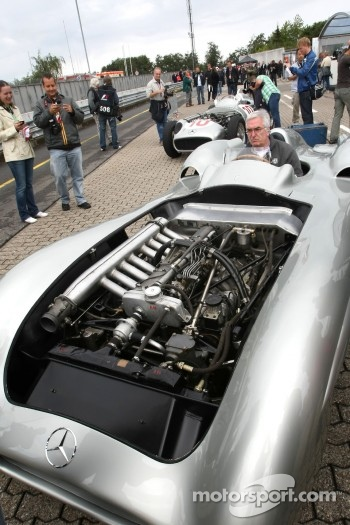 Mercedes W196s