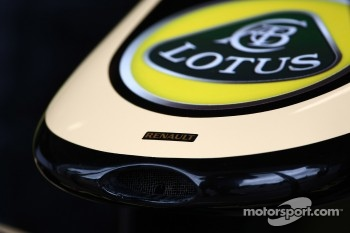 Lotus Renault GP nose cone