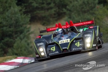 Eric Lux and Christian Zugel, Oreca FLM09