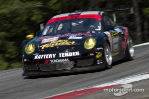 Bill Sweedler and Brian Wong, Porsche 911 GT3 Cup