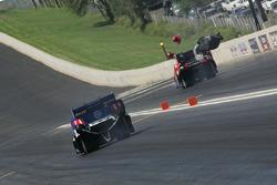 Robert Hight, Auto Club Ford Mustang, Cruz Pedregon, Snap-on Tools Toyota Camry