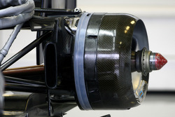 Williams F1 Team, Technical detail