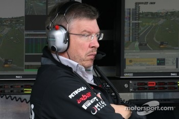 Ross Brawn, Mercedes GP, Technical Director