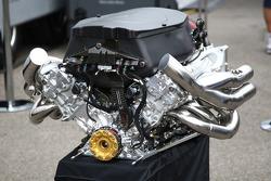 Mercedes engine during Nico Rosberg, Mercedes GP F1 Team 100th race photo