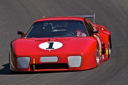 #1 Ferrari 512 BB/LM: Todd Morici