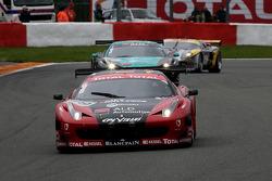 #29 Vita4One Ferrari 458 Italia: Matteo Bobbi, Frank Kechele, Giacomo Petrobelli
