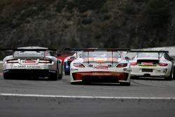 #16 KRK Racing Team Holland Mercedes SLS AMG: Raf Vanthoor, Marius Ritkes, Bernhard van Oranje-Nassau, Dennis Retera