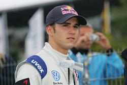 Daniel Abt, Signature Dallara F308 Volkswagen