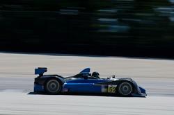 #52 PR1 Mathiasen Motorsports Oreca FLM09: Rudy Junco, Butch Leitzinger