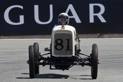 # 81 Bruce Hudkins, 1922 Ford Model T Speedster