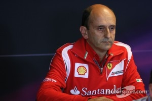 Press conference: Luca Marmorini, Ferrari