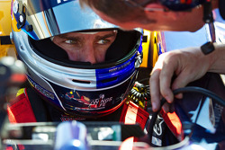 Tom Cruise drives the Red Bull F1 car