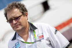 Didier Perrin, GP2/GP3 Technical Director