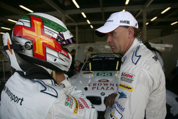 Andy Priaulx and Uwe Alzen