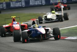 Nico Muller leads Simon Trummer