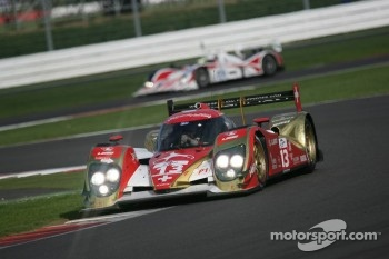 #13 Rebellion Racing Lola B10/60 Coupe Toyota: Andrea Belicchi, Jean-Christophe Boullion