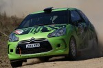 Harry Hunt and Robbie Durant, Citroen DS3 R3