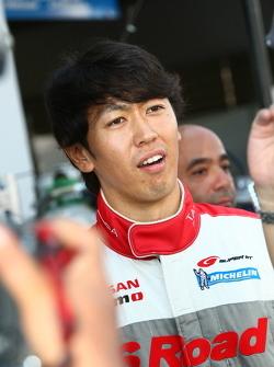 #46 S Road Mola GT-R: Masataka Yanagida