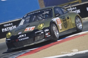 #11 JDX Racing Porsche 911 GT3 Cup: Nick Ham, Chris Thompson, Scott Blackett