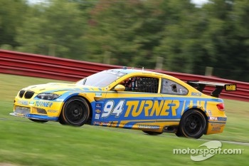 #94 Turner Motorsport BMW M3: Paul Dalla Lana, Billy Johnson