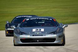 #33 Algar Ferrari F430 Challenge: Peter Carlino