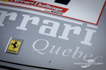 #777 Ferrari of Qubec Ferrari 458 Challenge detail