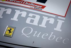 #777 Ferrari of Québec Ferrari 458 Challenge detail
