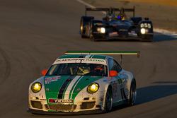 #54 Porsche 911 GT3 Cup: Tim Pappas, Jeroen Bleekemolen, Sebastiaan Bleekemolen