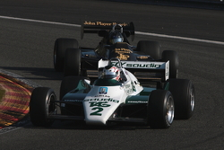 #2 Michael Fitzgerald, Williams FW08