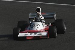 #27 Paul Grant, Trojan 103