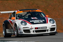 #6 Muscle Milk Team Cytosport Porsche 911 GT3 Cup: Mark Bullitt