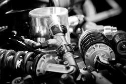 #055 Level 5 Motorsports Lola Honda detail
