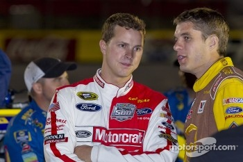 Trevor Bayne and David Ragan