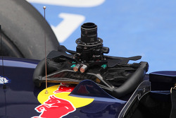 Sebastian Vettel, Red Bull Racing steering wheel