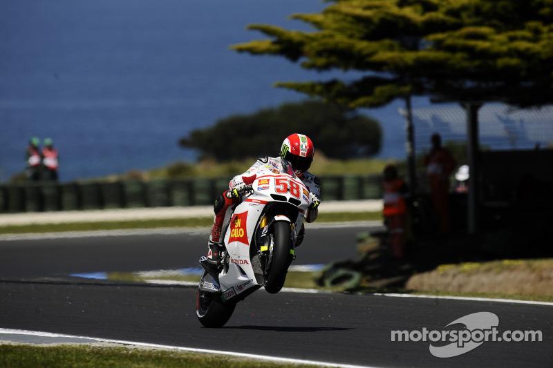 2011: Platz 2 auf Phillip Island