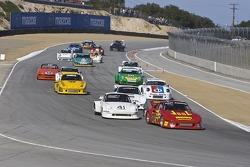 Start of the Carrera Trophy race