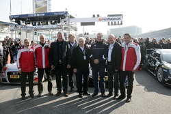 ITR, Juergen Pippig, Audi's Head of Sport, Walter Mertes, Norbert Haug, Sporting Director Mercedes-Benz, Hans Werner Aufrecht, Team Chef HWA, ITR President, Jens Marquardt, ITR Chairman, Hans-Jurgen Abt, Teamchef Abt-Audi,