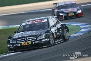 Gary Paffett, Team HWA AMG Mercedes, AMG Mercedes C-Klasse