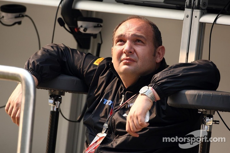 Colin Kolles, HRT Formula One Team