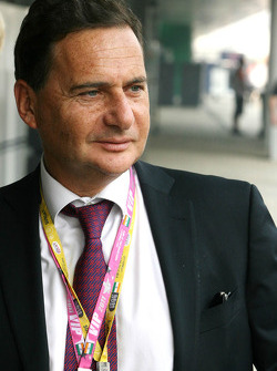 Eric Besson, French Minister of Industry, Energy and Digital Economy