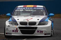 Javier Villa, BMW 320 TC, Proteam Racing