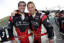 2011 champions Michael Krumm and Lucas Luhr