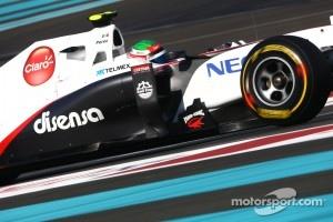Sauber lost UBS sponsor deal